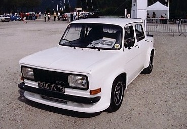 Simca 1000 Rallye Sports Mecaniques